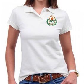 36408da852 Camisa Polo Serviço Social - Calçados