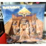 Lp Iron Maiden Powerslave (lacrado)