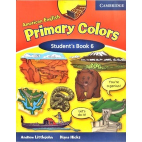 Primary Colors 6 - American English - Student