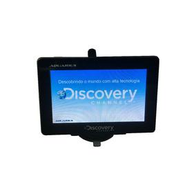 Gps Discovery Channel 4.3 (2 Mapas, Pedágios E Radares 2018)