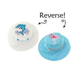 Gorro Reversible Delfín-flamingo Flapjacks
