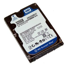Western Digital Blue Wd3200bevt 320gb 5400rpm 2.5inch Sata-3
