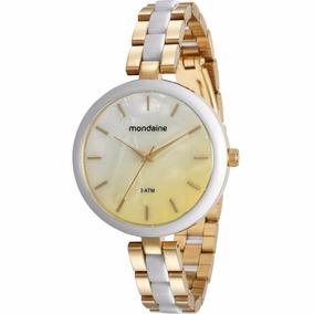 d856e0effc6 Relógio Mondaine Moda Feminino Multi Função 94383lpmgdp2 - Relógios ...