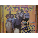 Cd Original De Un Solo Pueblo A Bailar En Carnaval Usado