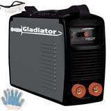 Soldadora Inverter Gladiator Profesional 140 Amp Ie 6140