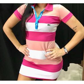 4aa4a4179980e Vestido Polo Lacoste Original - Calçados, Roupas e Bolsas no Mercado ...