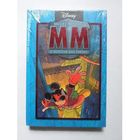 Mm Mickey Mystery O Detetive Das Trevas Editora Abril