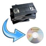 Vhs A Dvd | Hi8 Minidv 8mm Casettes Vhsc Super8 Vinilos Lp