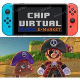 Chip Virtual Para Nintendo Switch - Todos Los Juegos Gratis!