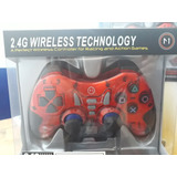 Palanca Game Pad Wireless Pc/ps2/ps3/360/tv/tv Box/android