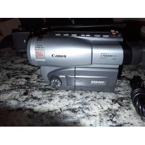 Filmadora Canon Modelo Es 8200 V. 8mm 700x 22x Flexizone