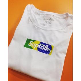 Camisa Comemorativa Suptalk Br 6be239ac35969