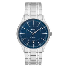 4d22f81634f Relogio Oriente Masculino Fundo Azul - Relógios De Pulso no Mercado ...