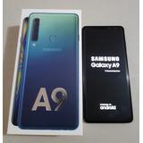 Samsung Galaxy A9 2018 6gb/128gb Factura/garantía