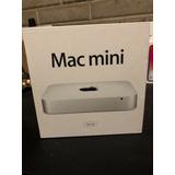 Mac Mini Server I7, 4gb Ram, 2x500gb Hdd, Envio Gratis