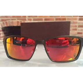 39eb5baf2db8e Lentes Para Oakley Tincan Ferrari - Óculos De Sol no Mercado Livre ...