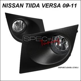 Halogenos Nissan Tiida Versa 09 - 11 , Oferta