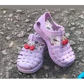 fff03de74 Sapatilhas Milli Infantil Sandalias - Sapatos no Mercado Livre Brasil
