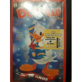 Pato Donald , Gibi, Kit 70 Anos.