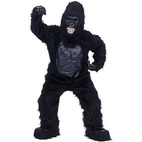 Disfraz Botarga De Gorila Chango Para Adultos Envio Gratis 6 530ee8ef234