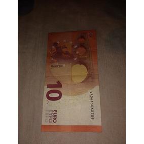 Nota De 10 Euro 2014 Canada