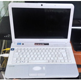 Laptop Notebook Sony Vaio Pcg 61a11u Blanca Envio Gratis