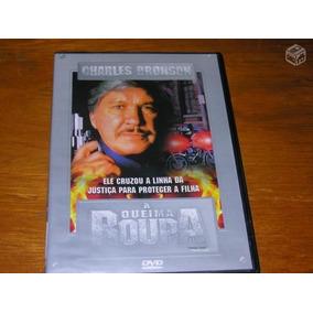 Dvd À Queima Roupa Com Charles Bronson - Frete R$ 13,00