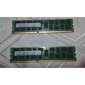 Memoria Ram Servidor Ddr3 8gb 2rx4 Pc3l-10600r
