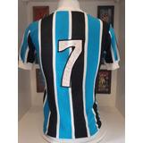 Camisa Gremio 1979 De Jogo - Futebol no Mercado Livre Brasil df410263640e8
