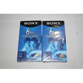 Cassette De Vhs Marca Sony
