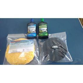 Kit Polimento 2 Boinas 8 Polegadas + Polidor + Cristalizador c06a6fdd3ac