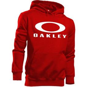 Blusa De Frio Oakley Masculina - Calçados, Roupas e Bolsas Vermelho ... f6d73e5e6c