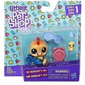 Muñeca Littlest Pet Shop Serie 1 Original Hasbro B9358