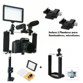 Suporte Para Camera Dslr Canon Nikon Sony Pentax Homies Cage