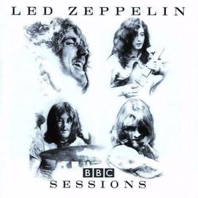 Cd Duplo Importado Led Zeppelin Bbc Sessions Made In Usa