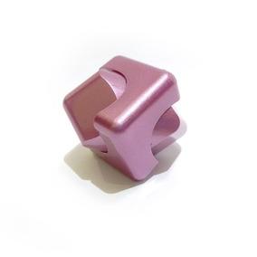 d0d0666546f9d Spinner Metalico Prateado Dourado Anti Estrese Ansiedade Cub