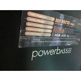 Planta Power Bass 800.1 Monoblock