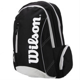 Mochila Unisex Wilson - Advantage Ii Backpack Bk Negro - Ten