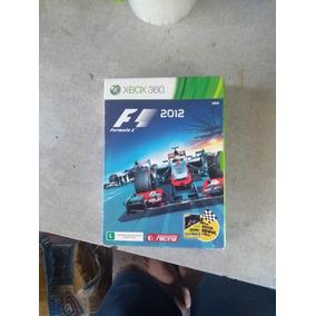 Formula 1 2012 Edicao Senna Xbox 360