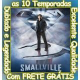 Serie Small Ville (1ª Até 10ª Temporada) Com O Frete Grátis