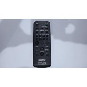 Controle Remoto Original Rm-amu053 Para Mini System Sony