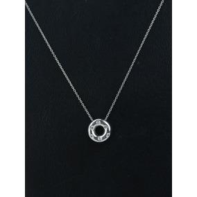 942695438ad10 Colar Tiffany   Co Platina Diamantes