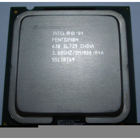 Processador Intel Pentium 4 Sl7z9 3ghz