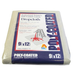 Pintura Essentials 9-feet X 12-feet Pelado Drop Cloth Cdc912