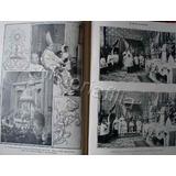 Reportaje Antiguo 1910 Fiestas Templo De San Juan De Dios