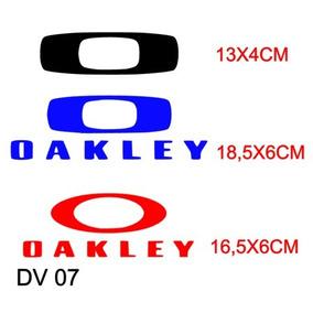 Adesivo Oakley Carro Moto - Acessórios para Veículos no Mercado ... 60c2b93cce