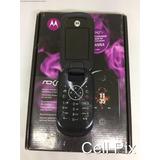Motorola U9 - Java, Mp3 2.0 Mp Só Funciona Vivo - Usado