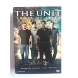 Dvd The Unit Tropa De Elite 2ª Temporada Leg Envio Grátis