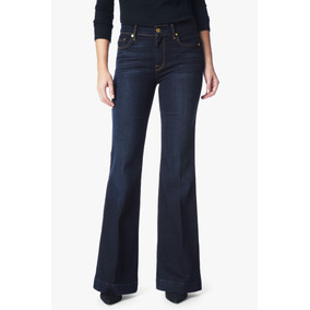 7 For All Mankind Ginger Wide Leg Talla 27