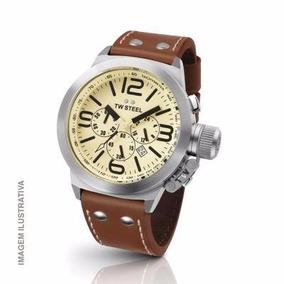 3c9dfbce9e9 Relógio Tw Steel Tw75 Canteen - Relógios De Pulso no Mercado Livre ...
